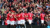 Manchester United 4 - 0 Chelsea: Tưng bừng tiệc khai vị tại Old Trafford