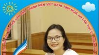 Phóng viên Báo Nghệ An vào chung kết cuộc thi Olympic Tiếng Anh dành cho cán bộ trẻ toàn quốc