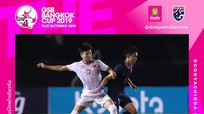 Thắng Thái Lan ở phút bù giờ cuối cùng, U19 Việt Nam bước vào trận chung kết gặp Hàn Quốc