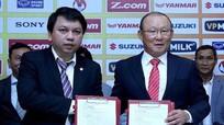 NÓNG: VFF đạt thỏa thuận gia hạn hợp đồng với HLV Park Hang-seo