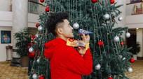 Các tuyển thủ ĐTVN đã đón Giáng sinh như thế nào?