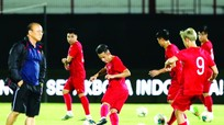 HLV Park chuẩn bị cho trận gặp Malaysia ra sao? Messi lập hat-trick kiến tạo giúp Barca ngược dòng