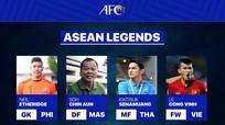 AFC xếp Công Vinh vào nhóm 'Huyền thoại Đông Nam Á'; CLB TP.HCM bất ngờ chia tay ngoại binh