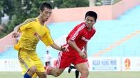Có bao nhiêu cầu thủ trưởng thành từ lò đào tạo SLNA tại Giải hạng Nhất quốc gia 2020?