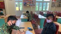 Phát hiện 5 người nhập cảnh trái phép tại Nghệ An