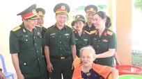 Bộ Quốc phòng dâng hương, dâng hoa tưởng niệm Bác Hồ và tri ân các gia đình chính sách
