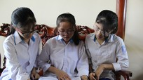 Nữ sinh trường huyện ở Nghệ An chia sẻ kinh nghiệm đạt thủ khoa kỳ thi vào lớp 10