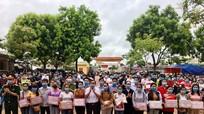 Nghệ An bàn giao 222 công dân hoàn thành thời gian cách ly tập trung