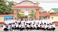 Lớp học ở miền quê Nghệ An có 13 em đạt trên 27 điểm, 9 em trên 26 điểm