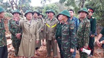 Đã tìm thấy toàn bộ 22 thi thể bị vùi lấp ở Quảng Trị
