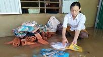 Bão lũ tại miền Trung gây thiệt hại hơn 600 tỷ đồng cho ngành giáo dục
