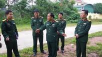 Đẩy nhanh tiến độ giải quyết đất quốc phòng tại Con Cuông và Tân Kỳ