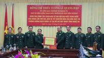 Bộ Tư lệnh BĐBP kiểm tra công tác sẵn sàng chiến đấu, phòng, chống dịch Covid-19 tại Nghệ An