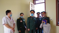 Nghệ An: Sẽ xét nghiệm, khám sàng lọc Covid-19 cho thanh niên nhập ngũ