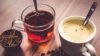 Lý do uống cà phê tốt hơn trà vào buổi sáng