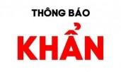 Tìm hành khách trên chuyến bay VN7161 từ Hà Nội đi Đà Nẵng và VN160 từ Đà Nẵng đi Hà Nội