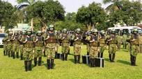 Lực lượng vũ trang tỉnh sẵn sàng đảm bảo an ninh, an toàn cho ngày hội lớn
