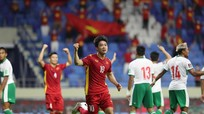 Điểm nhấn đáng nhớ trận Việt Nam thắng đậm trước Indonesia