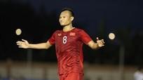 Cơ hội nào cho Nguyễn Trọng Hoàng ở trận đấu với Malaysia?