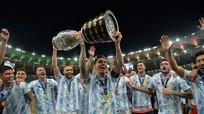Brazil bất lực nhìn Messi lần đầu tiên vô địch Copa America