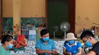 Giáo viên vùng cao Nghệ An 'quên' nghỉ hè lao vào tham gia chống dịch