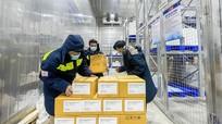 Thêm 1,1 triệu liều vắc-xin AstraZeneca giao cho Viện Pasteur TP. Hồ Chí Minh