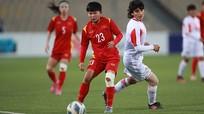 Tuyển nữ Việt Nam giành vé dự Asian Cup 2022; HLV Park đã tìm ra phương án thay thế Trọng Hoàng?
