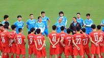 Thầy Park quay lại UAE cùng U23 Việt Nam hướng tới Vòng loại U23 châu Á 2022