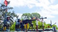 'Đổ mồ hôi để bớt đổ máu' của lính Nghệ ở Trường Sa