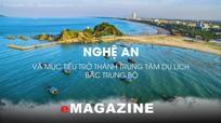 Nghệ An và mục tiêu trở thành trung tâm du lịch Bắc Trung Bộ