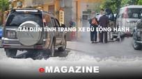 Tái diễn tình trạng xe dù lộng hành ở Nghệ An