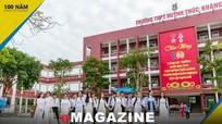 Trường THPT Huỳnh Thúc Kháng: Một thế kỷ tiên phong về chất lượng giáo dục và đào tạo