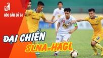 Sức hút đại chiến SLNA-HAGL; Messi bị treo giò 2 trận