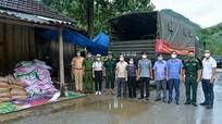 Video: Báo Nghệ An và chuyến hàng nghĩa tình hỗ trợ vùng cao chống dịch