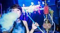 Những lầm tưởng khi hút shisha, thuốc lá điện tử