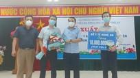 31 cán bộ y tế Nghệ An tăng cường cho thành phố Hồ Chí Minh chống dịch Covid-19
