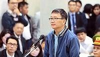 Trịnh Xuân Thanh và các bị cáo bày tỏ ân hận, xin được khoan hồng