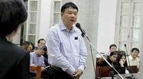 Bị cáo Đinh La Thăng khẳng định đã chỉ đạo thoái vốn PVN tại Oceanbank