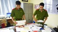 TP Vinh: Khởi tố 4 đối tượng giả mạo giấy tờ đền bù giải phóng mặt bằng