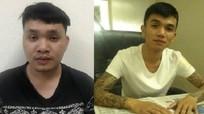 Hai thanh niên bị bắt cùng 6 khẩu súng, cả trăm viên đạn