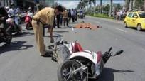CSGT truy tìm kẻ gây tai nạn khiến thanh niên bị cán nát thi thể trong đêm