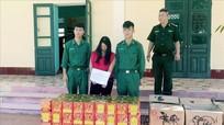 Chuyển 144 kg pháo từ Trung Quốc về Việt Nam cho người thân, bạn bè chơi Tết