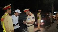 Xử phạt gần 38 triệu đồng người đàn ông lái xe sử dụng ma túy và giấy đăng ký xe hết hạn