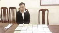 Làm hoa tiêu giao dịch hơn 6kg ma túy từ Lào về Việt Nam bị sa lưới