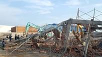 Sập công trình xây dựng, ít nhất 10 người chết