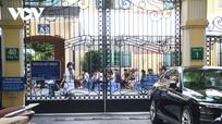 Bệnh viện Việt - Đức bị phạt 14 triệu đồng liên quan ca mắc Covid-19