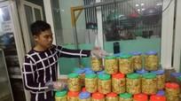 Người dân vùng cao Nghệ An chuẩn bị đặc sản phục vụ tết