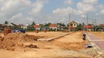 Nghệ An: Nhiều người bỏ cọc cả trăm triệu, 'tháo chạy' khỏi lô đất trúng đấu giá