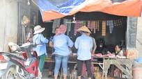 Yên Thành: Các xã 'điểm nóng' dịch tả lợn châu Phi bỏ chốt kiểm soát, không quản lý giết mổ