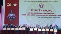Nghệ An vinh dự được nhận Huân chương Lao động hạng Ba về xây dựng nông thôn mới
